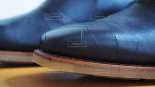スコッチグレイン ブーツの写真・画像素材[1399286]