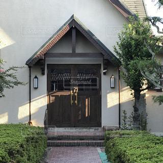 水口教会の写真・画像素材[1417118]