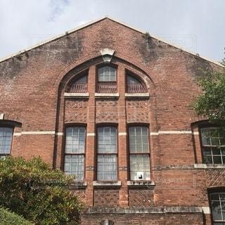 同志社大学 有終館の写真・画像素材[1421444]