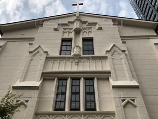 日本基督教団 大阪福島教会の写真・画像素材[1436988]