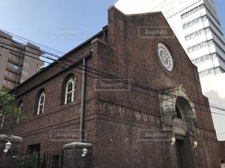 日本基督教団 大阪教会の写真・画像素材[1436995]