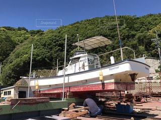 漁船の写真・画像素材[1464503]