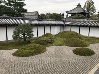 東福寺本坊庭園の写真・画像素材[1494260]
