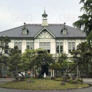 奈良女子大学本館の写真・画像素材[1508883]