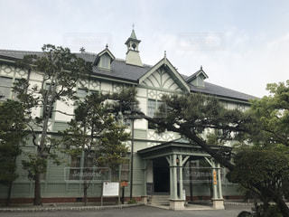 奈良女子大学本館の写真・画像素材[1508884]