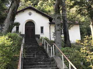 近江療養院 礼拝堂の写真・画像素材[1547792]