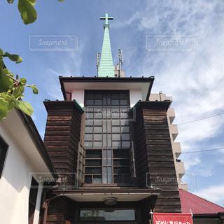 日本福音ルーテル復活教会の写真・画像素材[1553284]