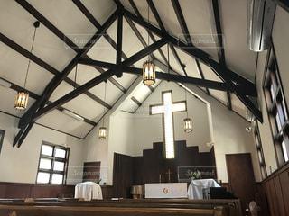 日本福音ルーテル復活教会の写真・画像素材[1553286]