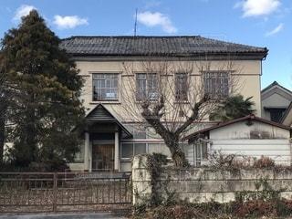 吉田村役場の写真・画像素材[1696376]