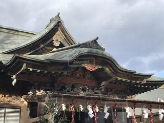 秩父神社の写真・画像素材[1696415]