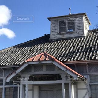 旧秩父駅舎の写真・画像素材[1696464]