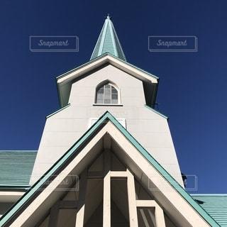 武蔵豊岡教会の写真・画像素材[1696654]