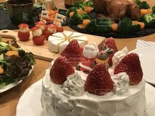 ケーキの写真・画像素材[1696899]