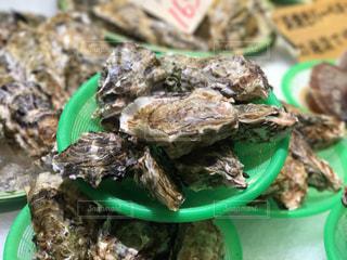 牡蠣の写真・画像素材[1713550]