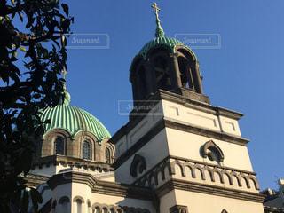 東京復活大聖堂の写真・画像素材[1845852]