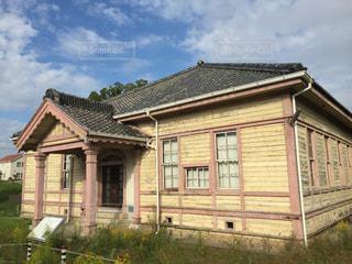 旧愛知県尋常中学校講堂の写真・画像素材[1845889]