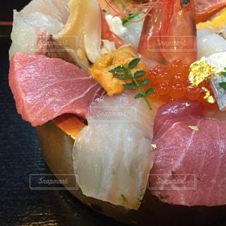 海鮮丼の写真・画像素材[2000249]