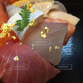 海鮮丼の写真・画像素材[2000251]