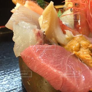 海鮮丼の写真・画像素材[2000253]