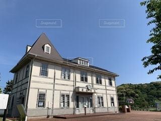 敦賀港駅舎の写真・画像素材[2123826]