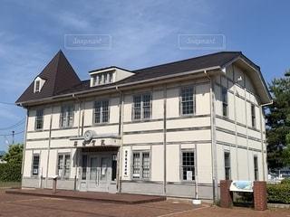 敦賀港駅舎の写真・画像素材[2123832]