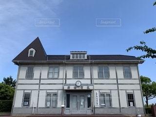 敦賀港駅舎の写真・画像素材[2123833]