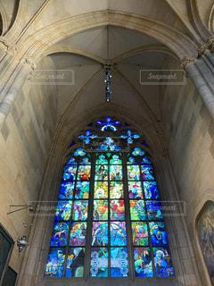 聖ヴィート大聖堂の写真・画像素材[2207770]