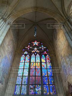 聖ヴィート大聖堂の写真・画像素材[2207771]