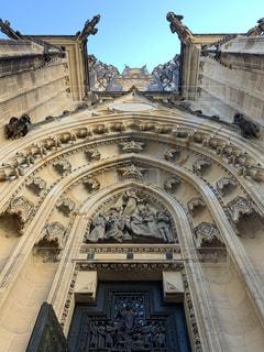 聖ヴィート大聖堂の写真・画像素材[2207773]
