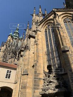 聖ヴィート大聖堂の写真・画像素材[2207790]
