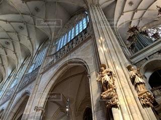 聖ヴィート大聖堂の写真・画像素材[2207805]