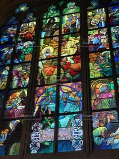 聖ヴィート大聖堂の写真・画像素材[2207811]