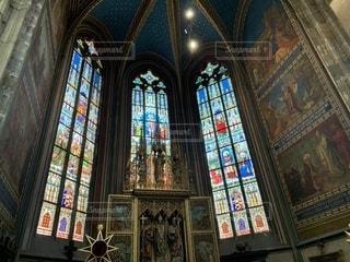 聖ヴィート大聖堂の写真・画像素材[2207831]