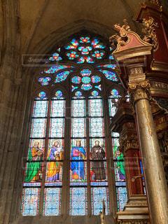 聖ヴィート大聖堂の写真・画像素材[2207834]