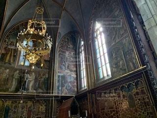 聖ヴィート大聖堂の写真・画像素材[2207851]