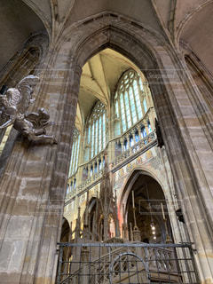 聖ヴィート大聖堂の写真・画像素材[2207855]