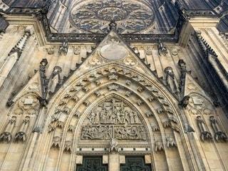 聖ヴィート大聖堂の写真・画像素材[2211533]