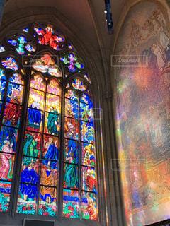 聖ヴィート大聖堂の写真・画像素材[2211552]