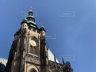 聖ヴィート大聖堂の写真・画像素材[2212692]