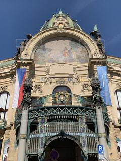 プラハ 市民会館の写真・画像素材[2226345]