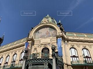 プラハ 市民会館の写真・画像素材[2226346]