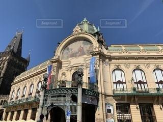 プラハ 市民会館の写真・画像素材[2226347]