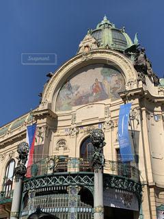 プラハ 市民会館の写真・画像素材[2226348]