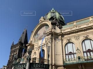 プラハ 市民会館の写真・画像素材[2226349]