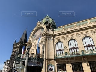 プラハ 市民会館の写真・画像素材[2226350]