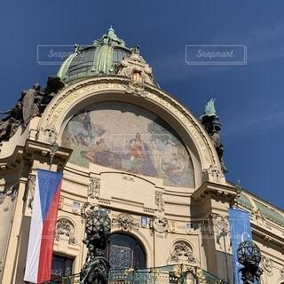 プラハ 市民会館の写真・画像素材[2226360]