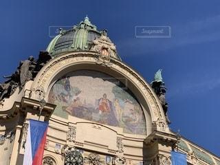 プラハ 市民会館の写真・画像素材[2226361]
