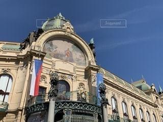 プラハ 市民会館の写真・画像素材[2226363]