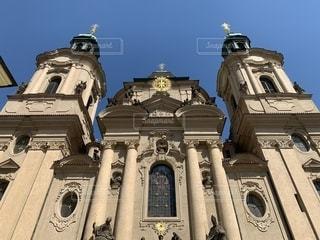 聖ミクラーシュ教会の写真・画像素材[2228107]