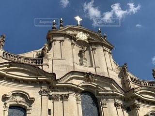 聖ミクラーシュ教会の写真・画像素材[2230793]